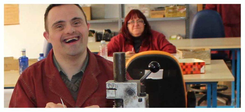 derechos de trabajo para personas con discapacidad