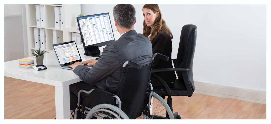 derecho de los trabajadores con discapacidad a un trabajo digno
