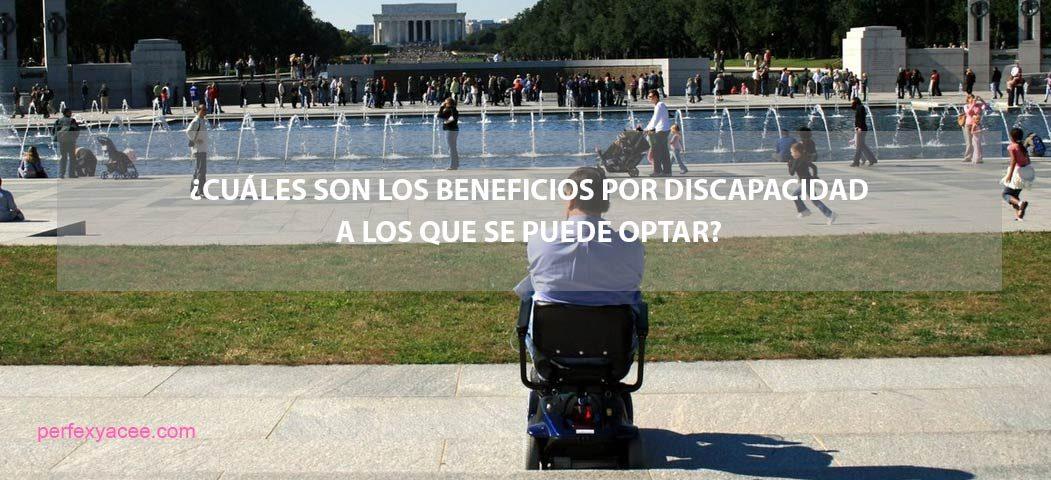 beneficios por discapacidad