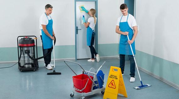 Agencia de limpieza doméstica el equilibrio en el hogar