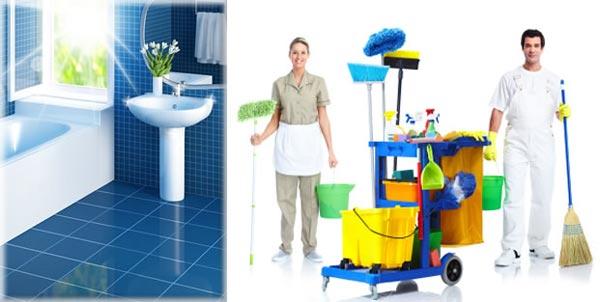 agencia de limpieza doméstica