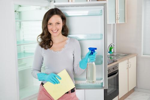 cómo limpiar el congelador
