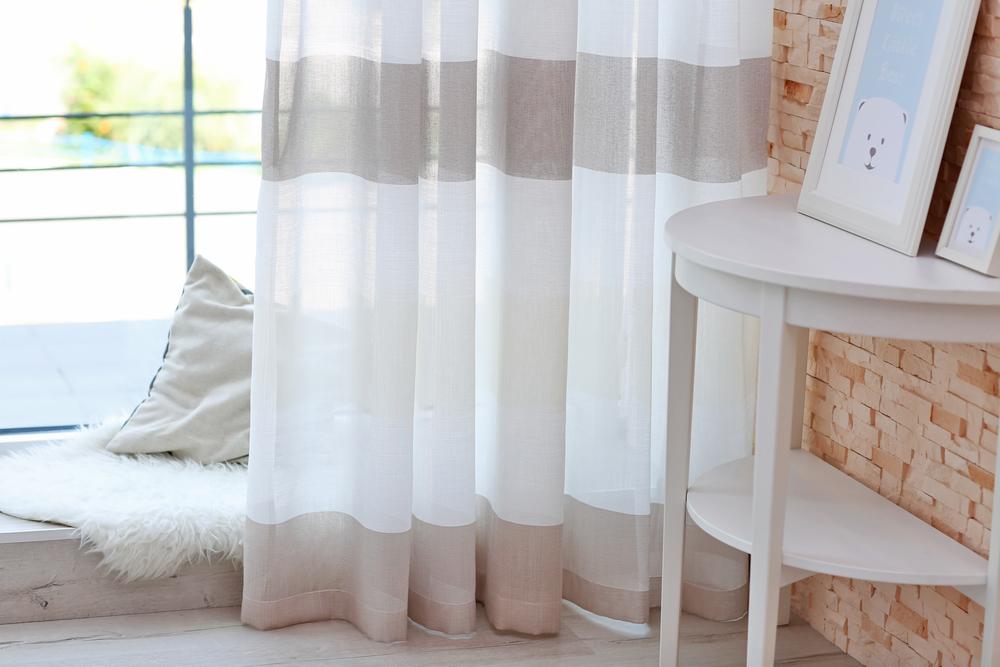 cómo limpiar cortinas