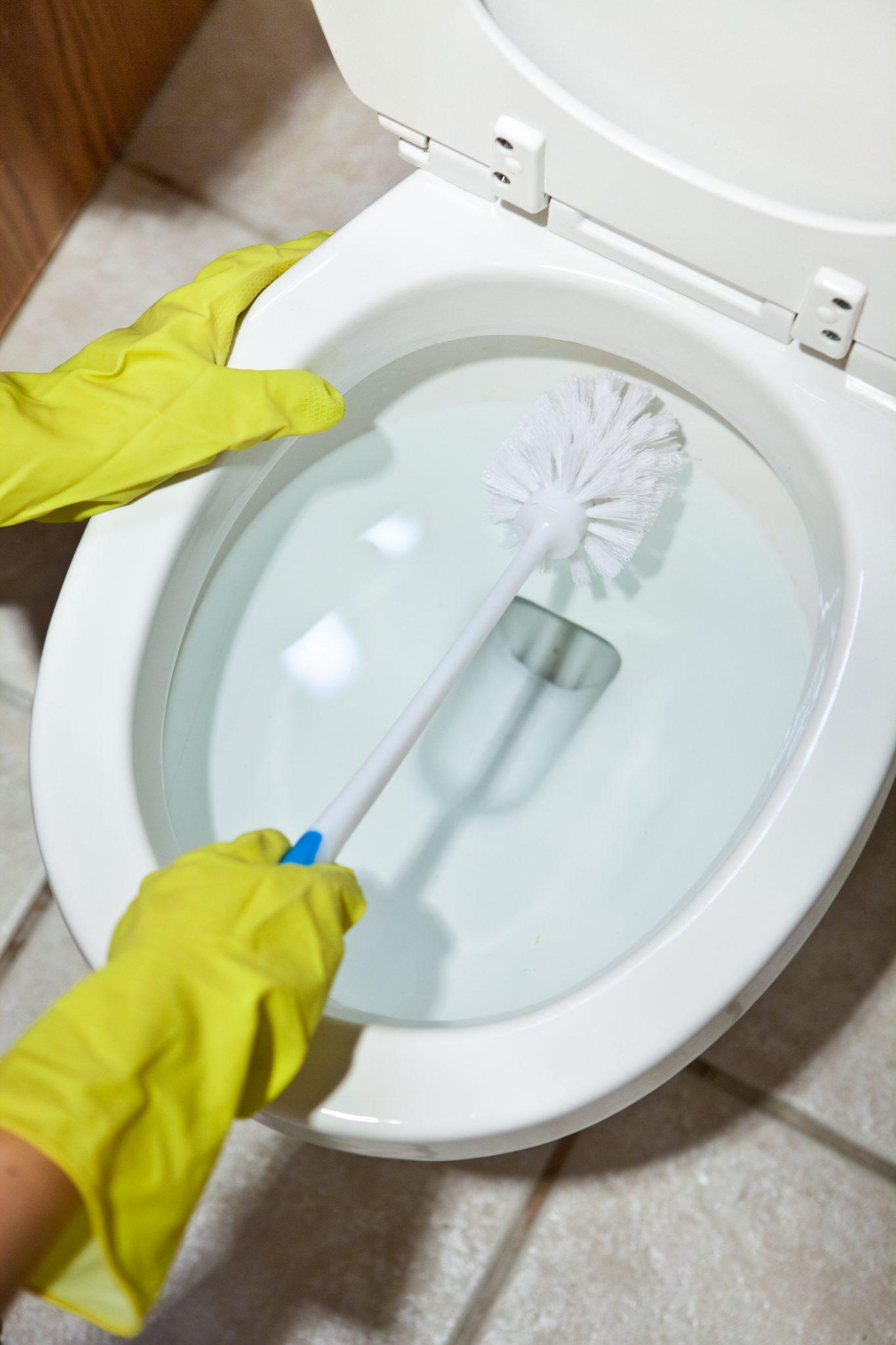 cómo limpiar el sarro en sanitarios