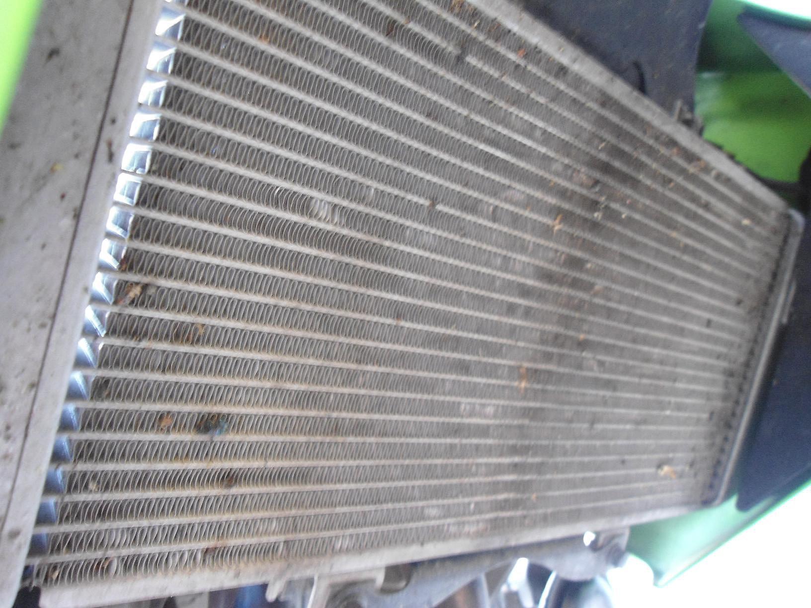 cómo limpiar un radiador