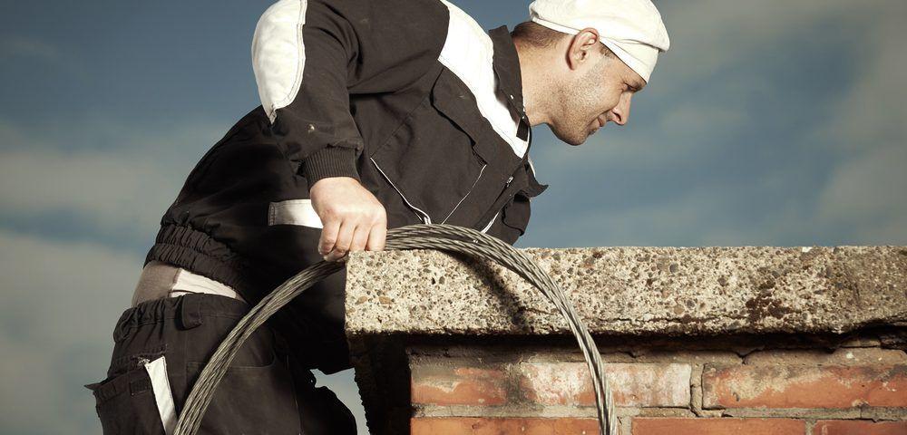 cómo limpiar la chimenea
