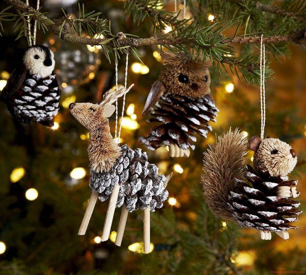 cómo limpiar un árbol de Navidad
