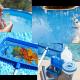 Cómo limpiar la piscina