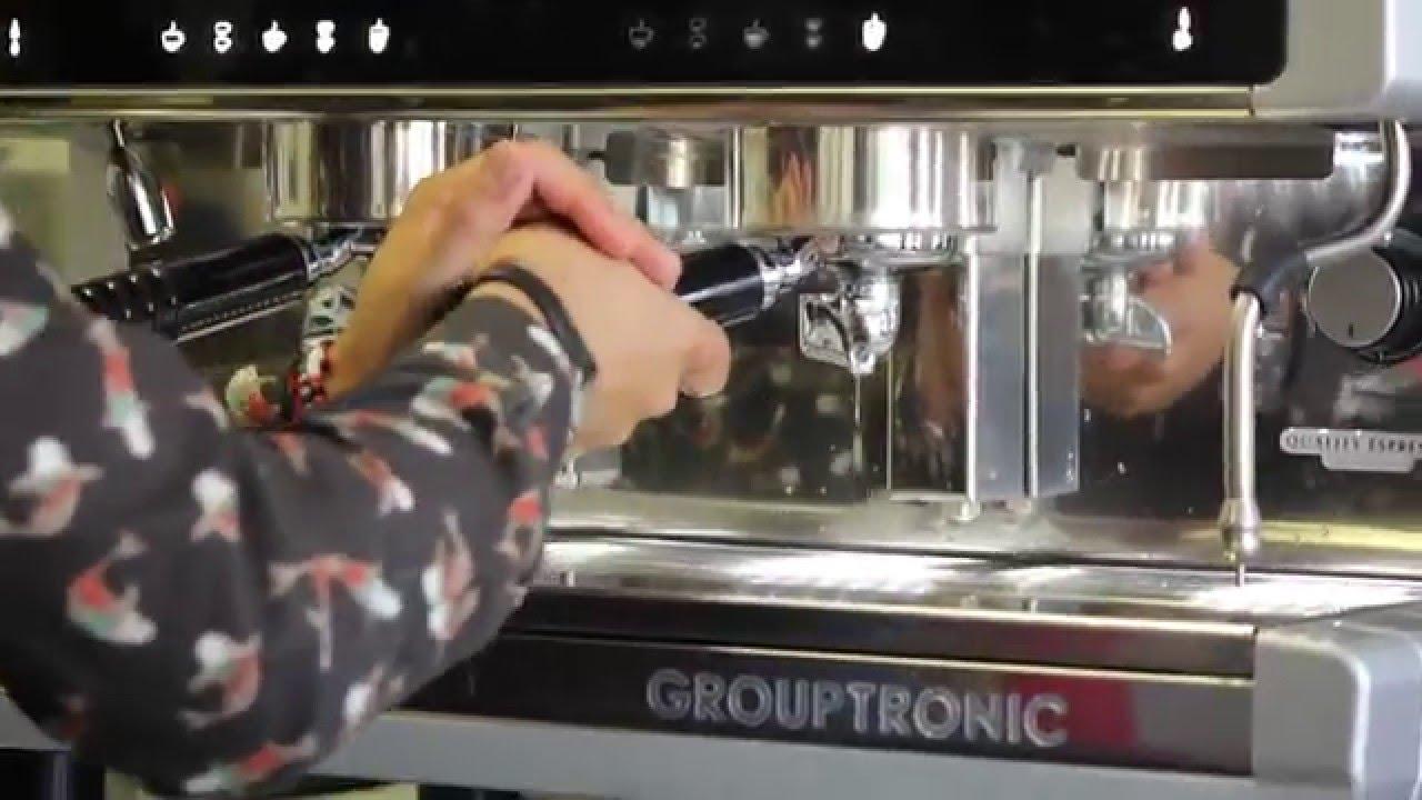 Cómo limpiar una máquina de café