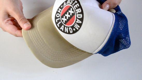Cómo lavar una gorra