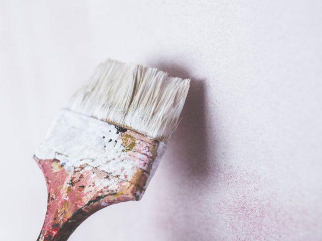Cómo limpiar manchas de yeso