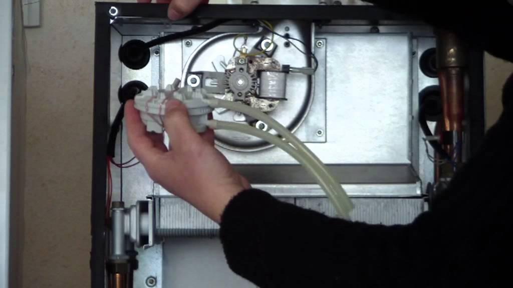 cómo limpiar una caldera