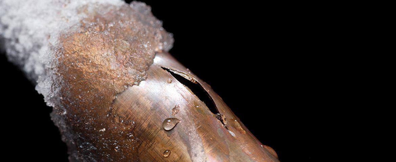Cómo evitar que se congelen las tuberías