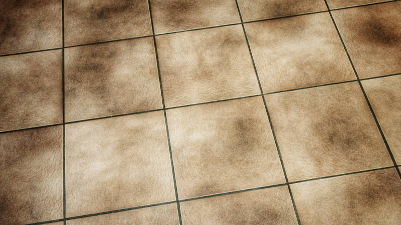Limpiar juntas suelo