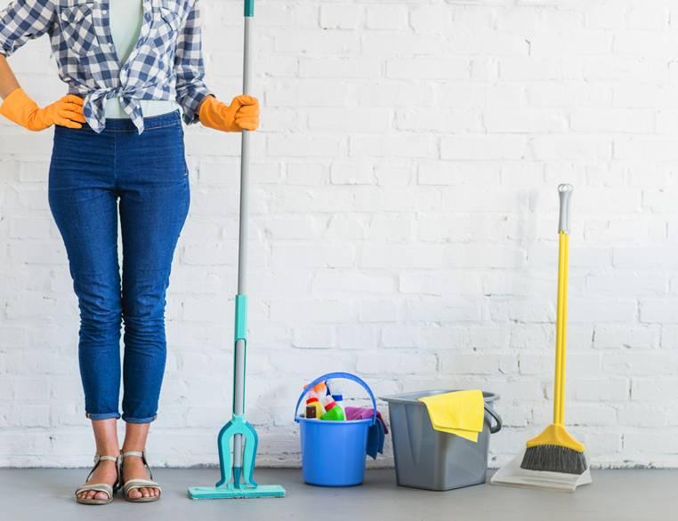 Cómo fregar el suelo