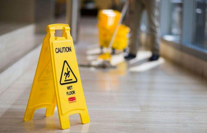 Empresa de limpieza de oficina