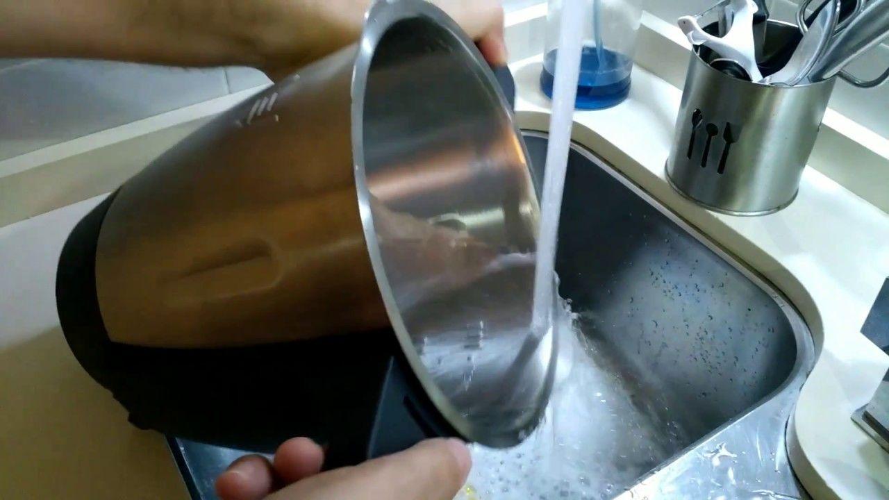 Cómo limpiar Thermomix