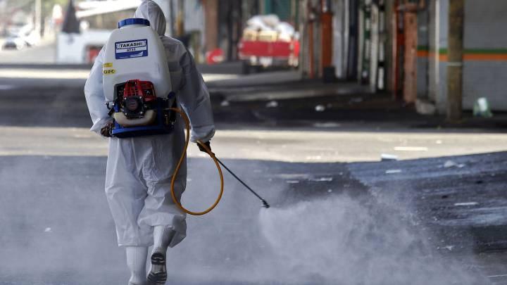 limpiar con ozono