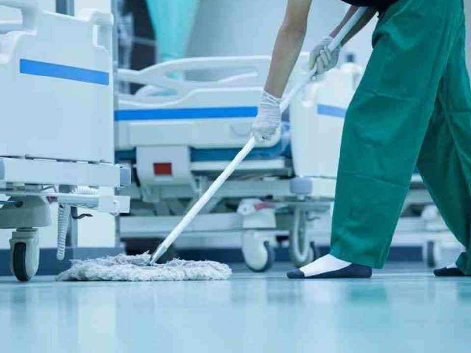 Limpieza con ozono coronavirus