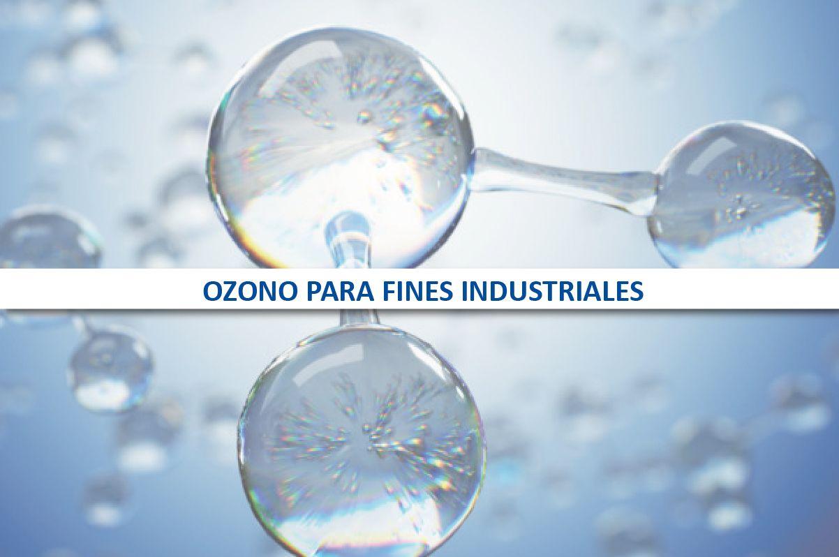 Desinfección con ozono