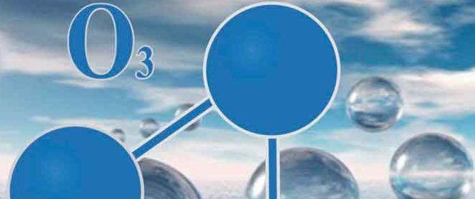 Limpieza con ozono en casa