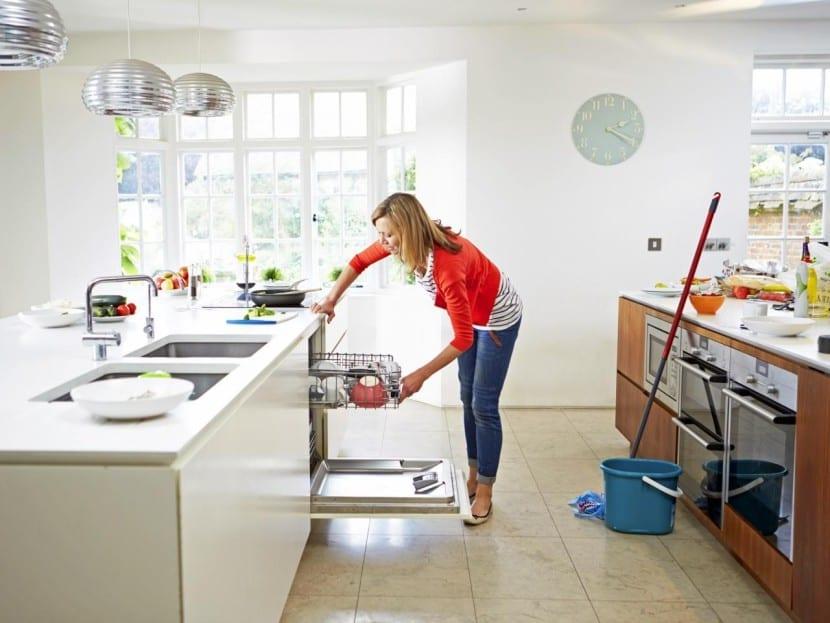 Limpiar cocinas