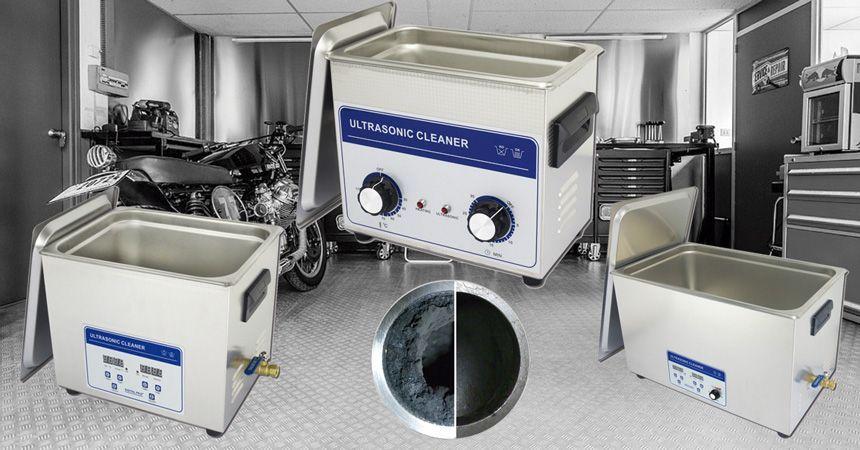 Limpiar con ultrasonidos