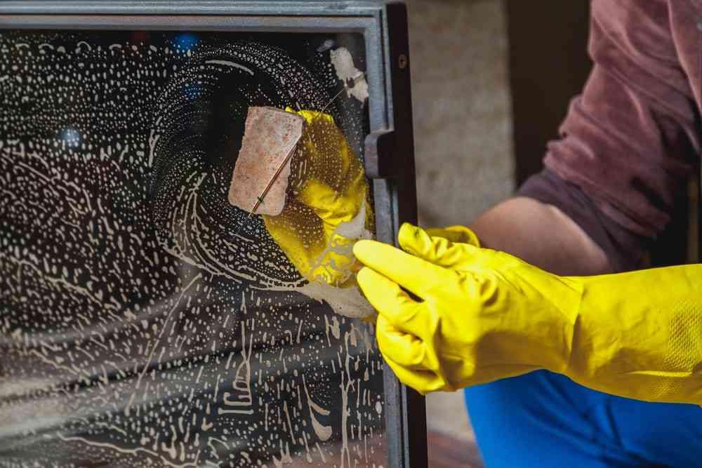 Cómo limpiar chimenea