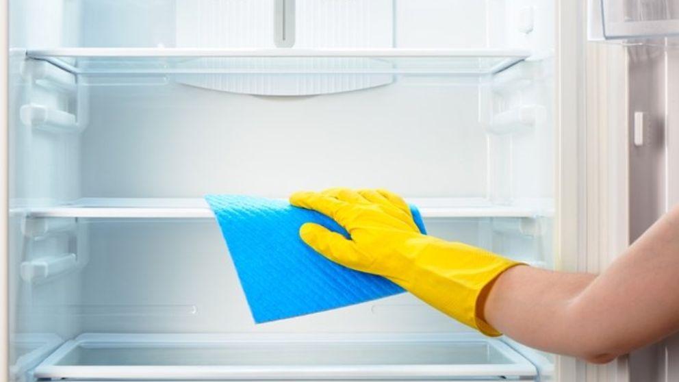 Cómo limpiar nevera por dentro