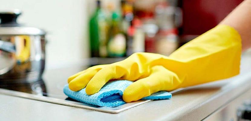 Cómo limpiar cocina