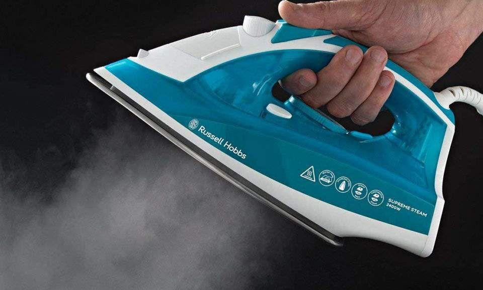 Cómo limpiar la plancha por dentro