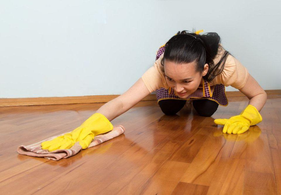 piso parquet